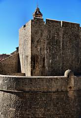 City Walls - Dubrovnik (hbp_pix) Tags: hbppix harry powers dubrovnik croatia viking cruises