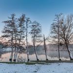 L'étang des Mousseaux en hiver thumbnail