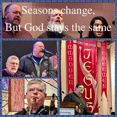 Worship Service Ad for Beacon Hill Church in Monroe, CT (nomad7674) Tags: worship service ad advertisement diptic diptych grid collage beacon hill church monroe ct monroect 2018