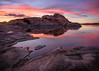 Willow-Lake-9200 (Michael-Wilson) Tags: michaelwilson willowlake sunset clouds prescott arizona granite rock water