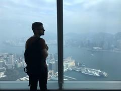 Sky 100 Hong Kong Observation Deck, International Commerce Centre, Hong Kong (p.bjork) Tags: hongkong internationalcommercecentre kowloon sky100hongkongobservationdeck sky100 victoriaharbour