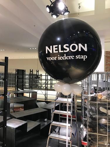 Cloudbuster Rond Bedrukt Opening Nelson  Alexandrium Rotterdam