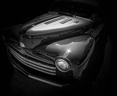 MOTORFEST '17 (Dave GRR) Tags: car auto vehicle automobile retro antique vintage old classic mono monochrome chrome show motorfest canada 2017 olympus omd em1 1240