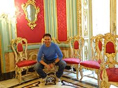 Valencia '18 (faun070) Tags: valencia tourist palaceofmarquesdedosaguas faun070 dutchguy