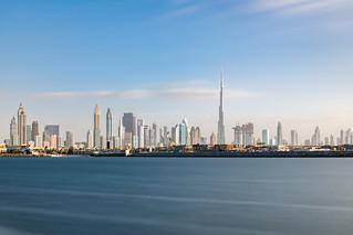 Skyscrapers of Dubai, UAE