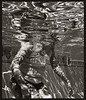 Pool 2017 #67; Reflection on Acid (hamsiksa) Tags: underwater underwaterphotography submerged pools swimmingpools swimming floating blackwhite portrait headless water reflections refractions abstract abstraction distortion