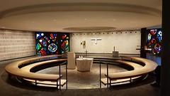 All religions Chapel in Tübingen. (eagle1effi) Tags: med klink tübingen hospital ukt all religions chapel