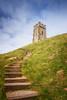 Glastonbury Tor (Rich Walker75) Tags: glastonbury somerset landscape landscapes landmark landmarks tor steps stairs hill canon eos100d efs1585mmisusm england greatbritain historic nationaltrust