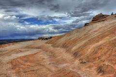 Smooth slopes of West Clark Bench (Chief Bwana) Tags: ut utah westclarkbench vermilioncliffs navajosandstone pariaplateau psa104 chiefbwana 500views