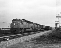 S-Van @ COI (GRNDMND) Tags: trains railroads unionpacific up lasl locomotive emd dda40x cityofindustry california