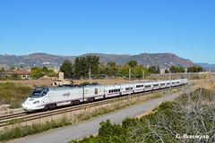 730 (ɢ. ʙᴇʀᴇɴɢᴜᴇʀ [ ō-]) Tags: railway railroad 730 renfe av train ffcc talgo