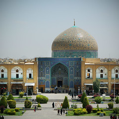 (pirindao) Tags: foto fotografía fotografíaurbana fotografíadeviaje photography photo photoshop travelphotography travel irán isfahan mosque mezquita chiita chili square