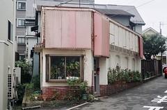 茅ヶ崎曇天模様 03 (Hisa Foto) Tags: alley film elmar leitz leica leicaiiib
