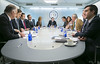 Mariano Rajoy preside la reunión del Comité de Dirección del PP (Partido Popular) Tags: pp partidopopular marianorajoy rajoy comitededireccion genova