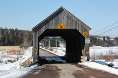 Boudreau Covered Bridge- Memramcook, New Brunswick (Craigford) Tags: memramcook newbrunswick canada bridge coveredbridge