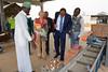 World Food Programme team tour IITA facilities (IITA Image Library) Tags: iita worldfoodprogramme partnership cassava manihotesculenta