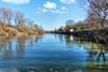 Groov, großer Teich (chelis6252) Tags: köln groov eis spiegelbilderchelis