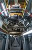 Under a PCC. (Azariel01) Tags: 2018 belgique belgie belgium bruxelles brussels marconi dépôt stelplaats remise tram lightrail stib mivb pcc under endessous fosse pit