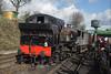 Turning heads (daveymills31294) Tags: br pannier 1501 ropley class 1500 mid hants railway watercress line 2018 steam gala