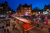 Cambridge Circus (Stig Nygaard) Tags: 2009 50d cambridgecircus canonefs1022mmf3545usm canoneos50d car cars charingcrossroad coventgarden creativecommons england greatbritain london longexposure lookingdown night palacetheatre people photobystignygaard scenery shaftesburyavenue soho square traffic uk unitedkingdom view wideangle nightlife movement motionblur motion speed lowlight evening londonbynight viewfromabove outlook panorama crowd westminster bus cuw09 gbr