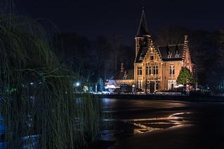 Kasteel Minnewater, Brugge