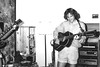 """""""Success Without College"""", Joanie & Richard, Joanie's House #24 (wbaiv) Tags: music musicians joanie bourg richard dale bill abbott successwithoutcollege ergopossum guitars electric acoustic bass singing living room 2400pbi scan proof sheet will be improved late 1980s kodak plusx px 5072"""