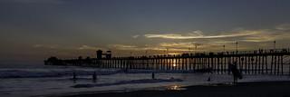 0246937580-96-Oceanside Pier at Sunset-1
