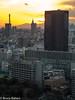 180112 Bunkyo Civic Center-02.jpg (Bruce Batten) Tags: night locations sunsets urbanscenery honshu buildings atmosphericphenomena cloudssky subjects tokyo japan bunkyōku tōkyōto jp