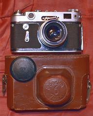 Zorki_6_61-63 (Guyser1) Tags: camera rangefindercamera fsucamera юпитер8 зоркий6 zorki6 westyellowstone nikond3200 jupiter8