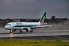 """Libeccio"" Alitalia EI-IKL Airbus A320-214 cn/1489 @ LMML / MLA 12-01-2018 (Nabil Molinari Photography) Tags: libeccio alitalia eiikl airbus a320214 cn1489 lmml mla 12012018"