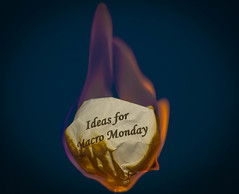 MM - Flame (Julian Chilvers) Tags: macro macromondays flame