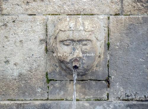Teora (AV), 2018, La Fontana del Piano o dei Tarantini.