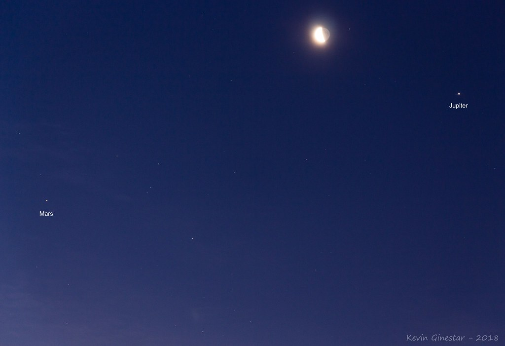 The World's Best Photos of astrophotography and conjunction