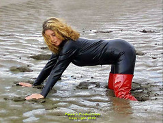 Pippa in muddy thigh boots!!! (ThighBootsinMud) Tags: boots bottes stiefel сапог сапоги ботфорты thigh mud muddy boueux schlamm грязь wet messy wam platform heels каблук каблуки talons boot fetish fetichisme фетиш cuissardes outdoor
