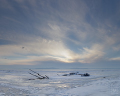 Sunset, Ice Classic (mbeganyi) Tags: ice lakechamplain sunset winter burlington vermont unitedstates us