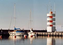Yachts in Pirita in a beautiful summer day (Petri Juhana) Tags: sailing summer still port docks marine yacht