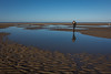 Sand pool reflection (paul_taberner_photography) Tags: ainsdale