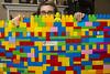 Day 4002 (evaxebra) Tags: wh wah bricks blocks megablocks legos wall colorful colors build