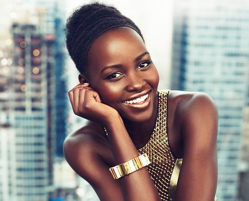 Lupita Nyong'o is writing a children's book about the beauty of dark skin