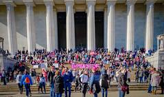 2018.01.20 #WomensMarchDC #WomensMarch2018 Washington, DC USA 2462