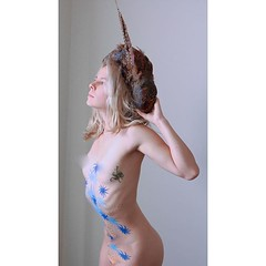 From a few years ago: Body Painting by David. Don't forget to follow me on Patreon for my newest work. Body painting, modeling, videos, and more! Check out my Modelmayhem for my full travel schedule as well. #bodypaint #nude #model #figure #traveling (JennaCitrus) Tags: ifttt instagram jennacitrus art photography design paint artist