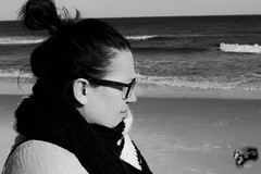 IMG_0017 (Sickbones_photography) Tags: beach ocean seaside nj newjersey blackwhite color sand water dream arcade