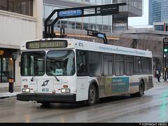 Winnipeg Transit #475 (vb5215's Transportation Gallery) Tags: winnipeg transit 1999 new flyer d40lf
