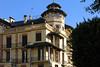 Malaga (hans pohl) Tags: espagne andalousie malaga houses maisons buildings bâtiments fenêtres windows architecture façades