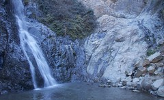 Waterfall Landscape (TravellingMiles) Tags: morocco ourikavalley atlasmountains waterfalls
