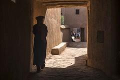 IMGP7452 (petercan2008) Tags: kasbah ksar ait ben haddou ouarzazate marruecos africa silueta bere adobe