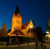 Welten (wibra53) Tags: 2013 welten church kerk nachtopname nightshot