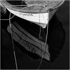 Im Hafen (QUERHOCH) Tags: monochrome bnw schwarzweis fujifilm nopeople fx