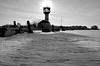 Perry's Frozen Landing (gregador) Tags: erie pa perryslanding niagarapier bayfront winter frozen ice