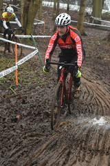 DSC_0570 (sdwilliams) Tags: cycling cyclocross cx misterton lutterworth leicestershire snow